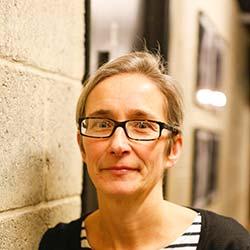 Portrait of Sue Emmas
