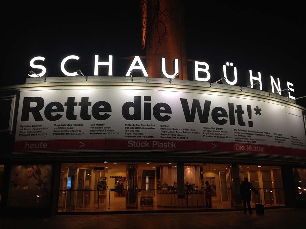Schaubühne Theatre