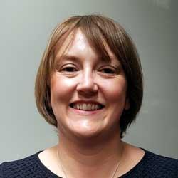 Portrait of Gina Fletcher